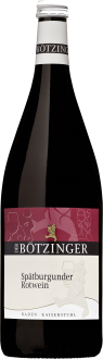 Spätburgunder Qualitätswein lieblich