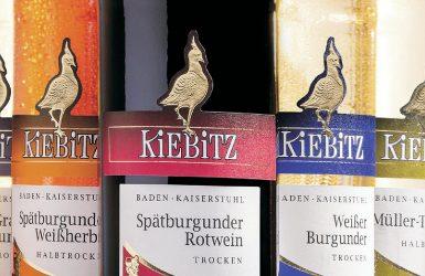 KiEBiTZ Wein der BÖTZINGER 5 Weinschlafen, Spätburgunder Rotwein, SpätburgunderWeissherbst, Weißer Burgunder, Müller Thurgau. Grauburgunder