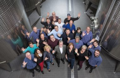 Team der Winzergenossenschaft Bötzingen