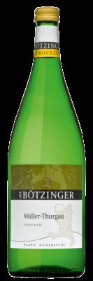 Weinflasche MÜLLER-THURGAUBötzingen