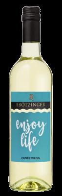 Enjoy life Weißwein Cuvée trocken