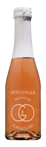 Sekt Spätburgunder Rosé alkoholfrei