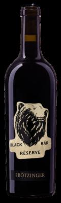 Rotweinflasche Black Bär