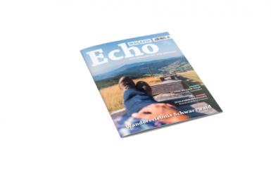 Artikel derWGB im Echo Magazin